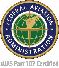 FAA sUAS Part 107 Certified